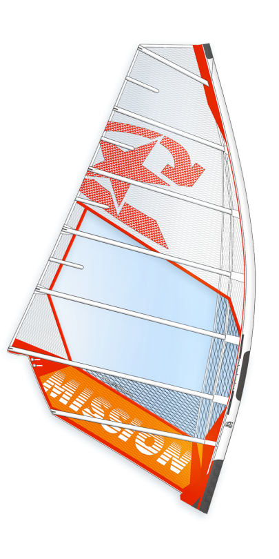 MISSION orange Latten
